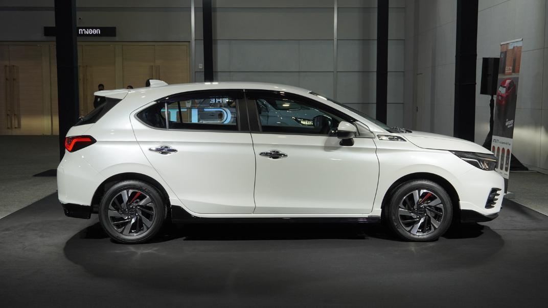 2021 Honda City Hatchback International Version Exterior 069