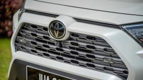 2020 Toyota RAV4 2.5L Exterior 015