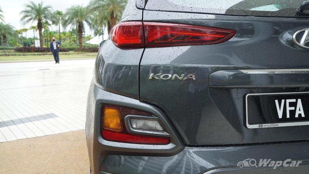 2020 Hyundai Kona 2.0 Standard Exterior 015