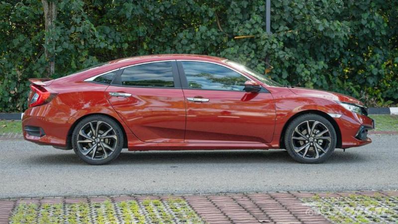 2020 Honda Civic 1.5 TC Premium Exterior 004