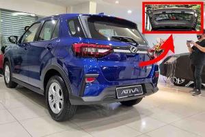 2021 Perodua Ativa的尾门与日规Rocky/Raize都不同,这是为什么?