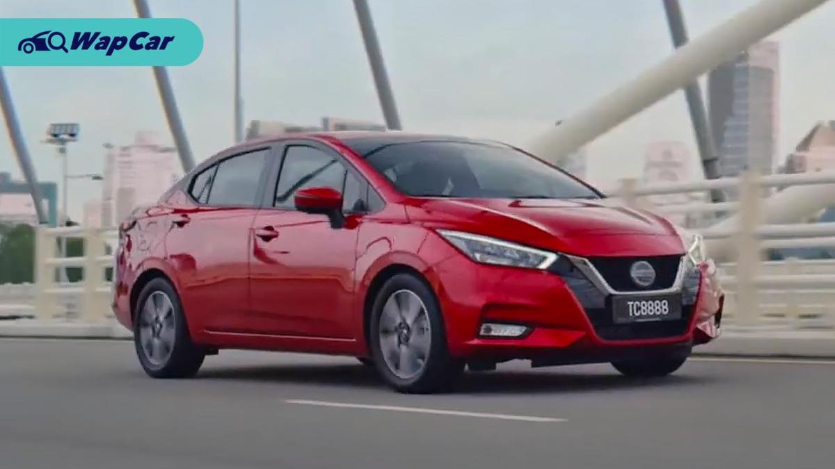 Nissan acah Nissan Almera Turbo dalam warna merah. Persaingan makin membara? 01