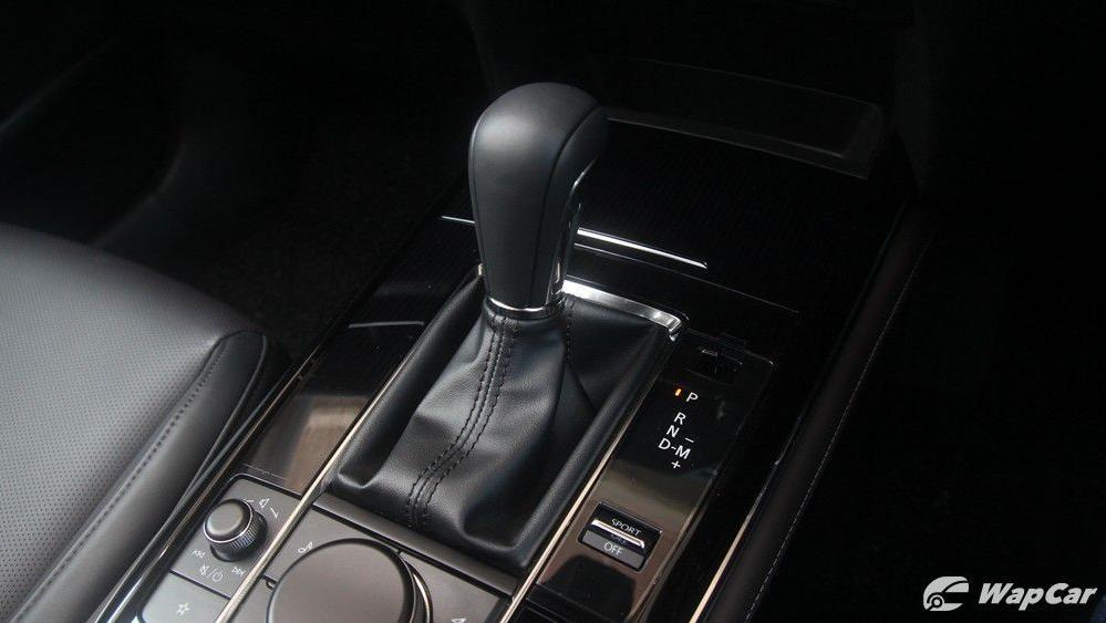 2020 Mazda CX-30 SKYACTIV-G 2.0 Interior 017