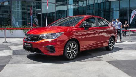 2020 Honda City RS 1.5 Hybrid Price, Specs, Reviews, Gallery In Malaysia   WapCar