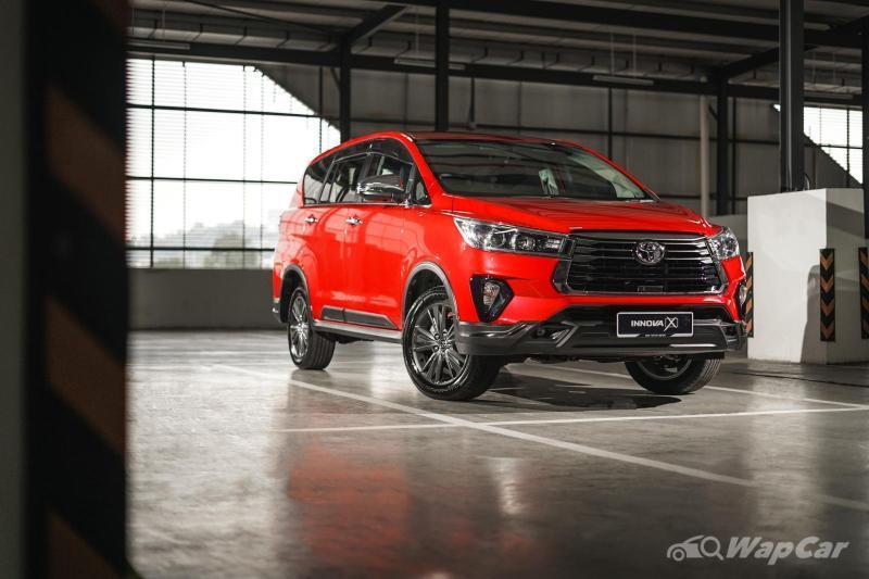 Berminat dengan Toyota Innova 2021? Ini bayaran bulanan dan gaji minimum yang diperlukan 02