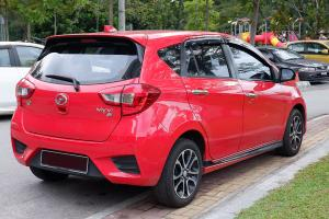 Perodua Myvi bakal tampil dengan warna 'Red Mica' baharu?