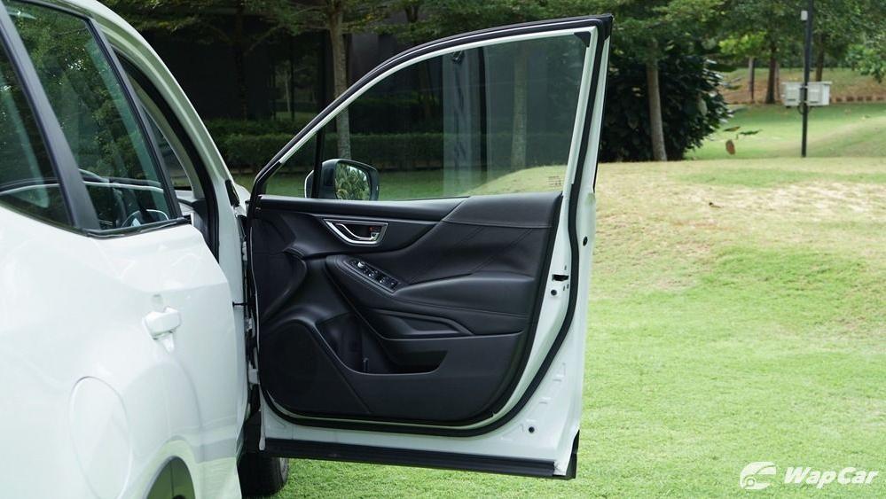 2019 Subaru Forester 2.0i-S EyeSight Interior 028