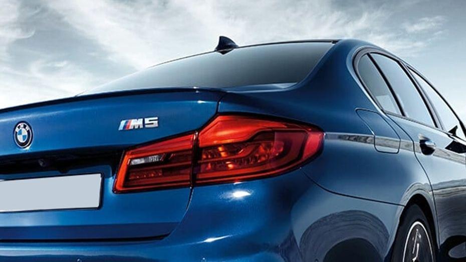 BMW M5 (2019) Exterior 012
