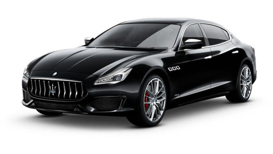 Maserati Quattroporte (2018) Others 006