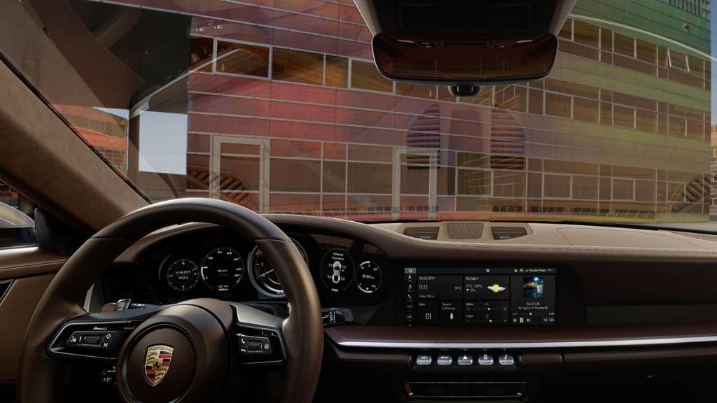 2019 Porsche 911 The new 911 Carrera Interior 003