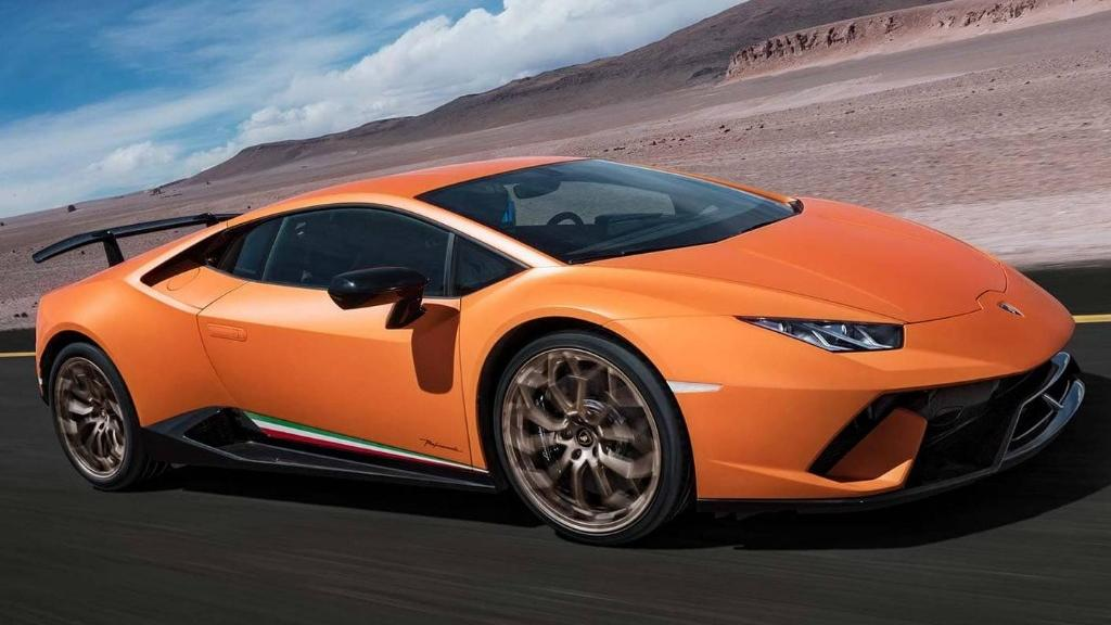 Lamborghini Huracán (2017) Exterior 014