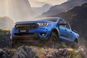 Thailand's 2021 Ford Ranger FX4 Max is a budget Raptor with 213 PS
