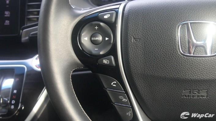 2018 Honda Odyssey 2.4 EXV Interior 004