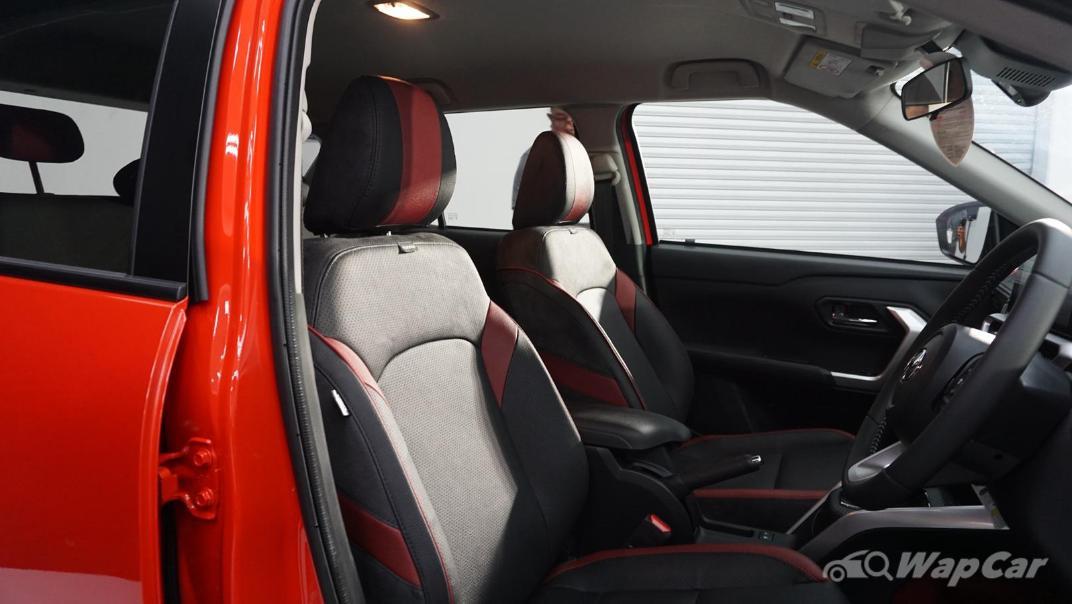 2021 Perodua Ativa 1.0L Turbo AV Interior 036
