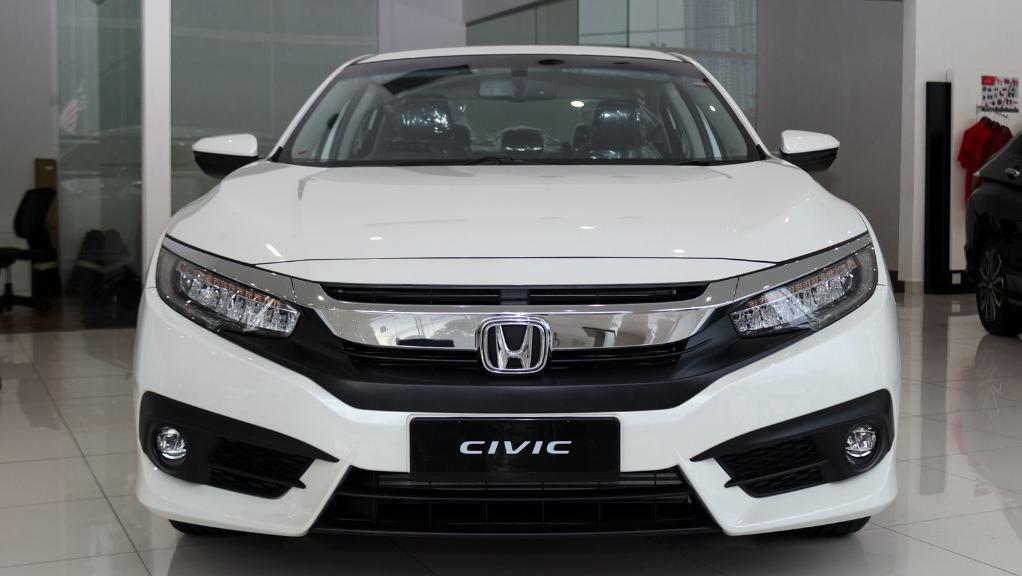 2018 Honda Civic 1.5TC Premium Exterior 017