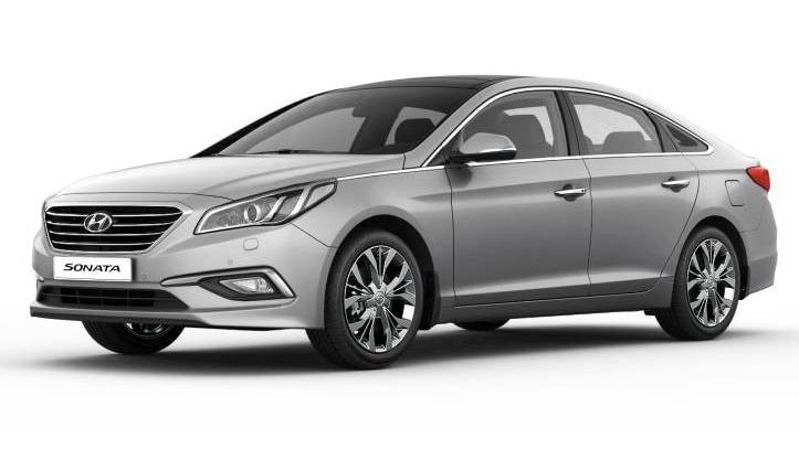 Hyundai Sonata (2017) Others 005