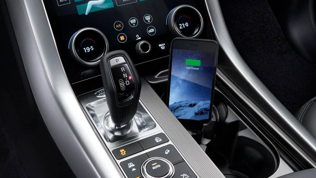 Land Rover Range Rover Sport (2017) Interior 008