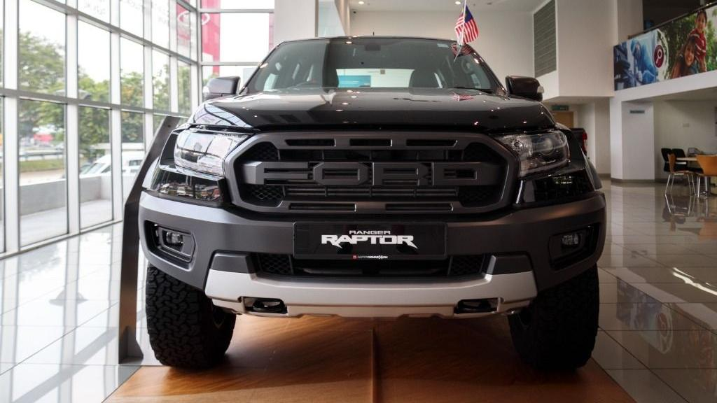2019 Ford Ranger Raptor 2.0L 4X4 High Rdier Exterior 002