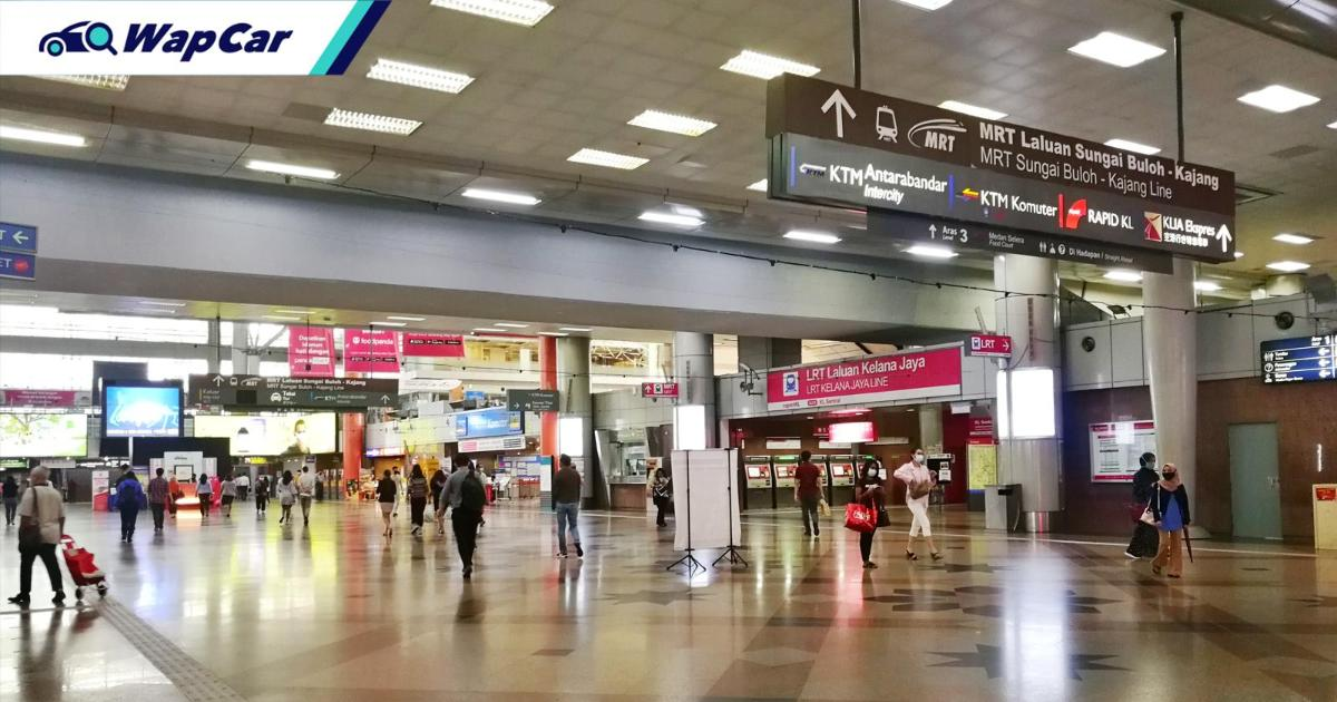 After 20 years, KL Sentral to finally get a major upgrade? 01