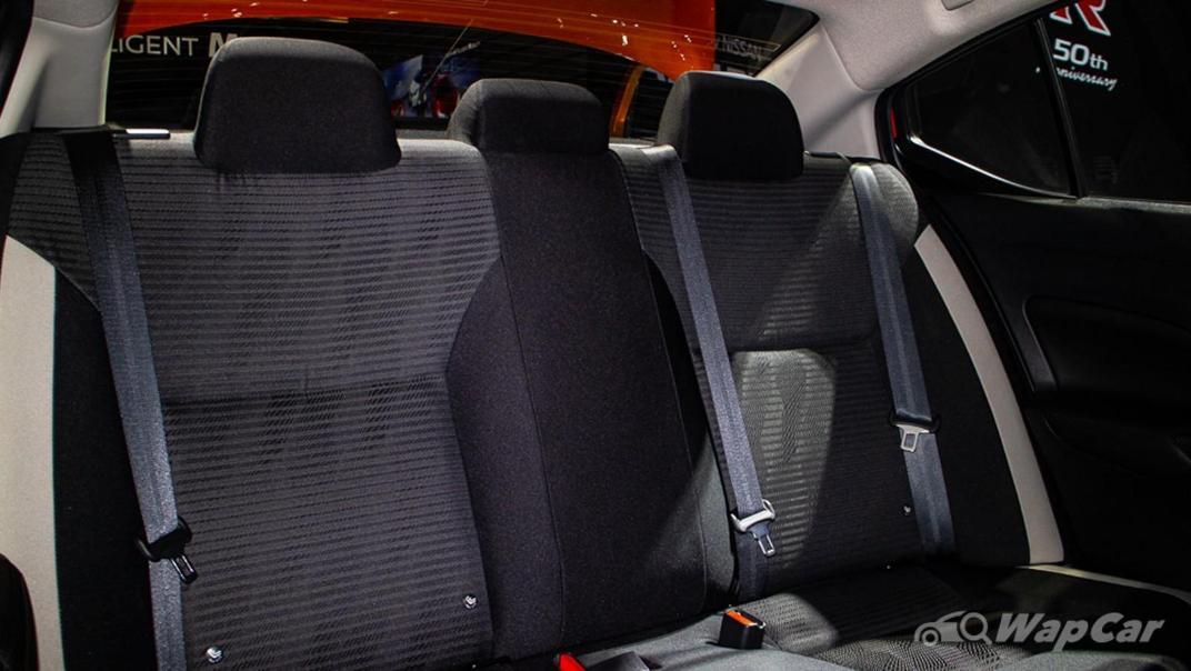 2020 Nissan Almera Interior 012