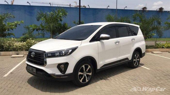 Toyota Innova Zenix: UMW failkan tanda dagangan - pelancaran 2021? 02