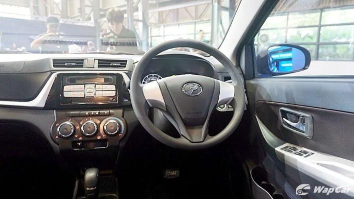 2020 Perodua Bezza 1.3 X (A) Interior 002