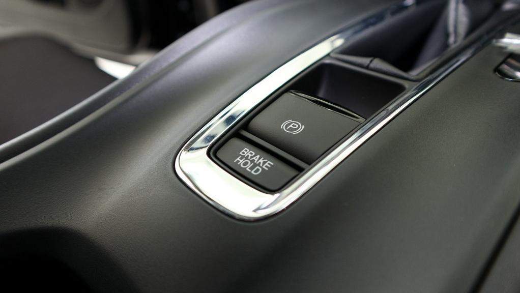 2019 Honda HR-V 1.8 E Interior 029