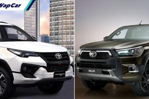 Toyota Malaysia memanggil semula pemilik Toyota Fortuner dan Hilux?