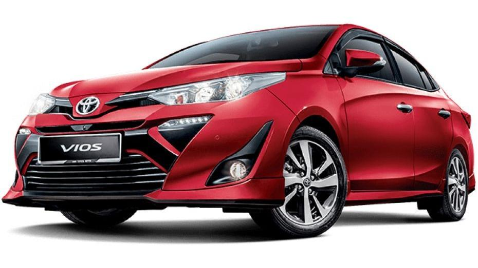 Toyota Vios (2019) Others 004