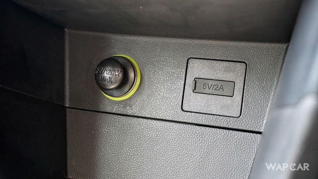 2018 Perodua Myvi 1.3 X AT Interior 016