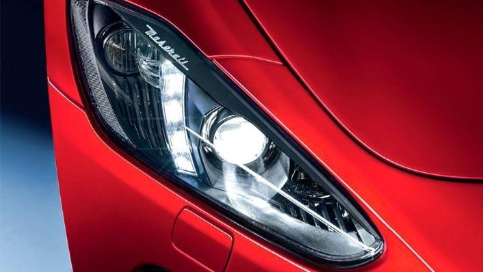 2018 Maserati GranTurismo GranTurismo MC Exterior 008