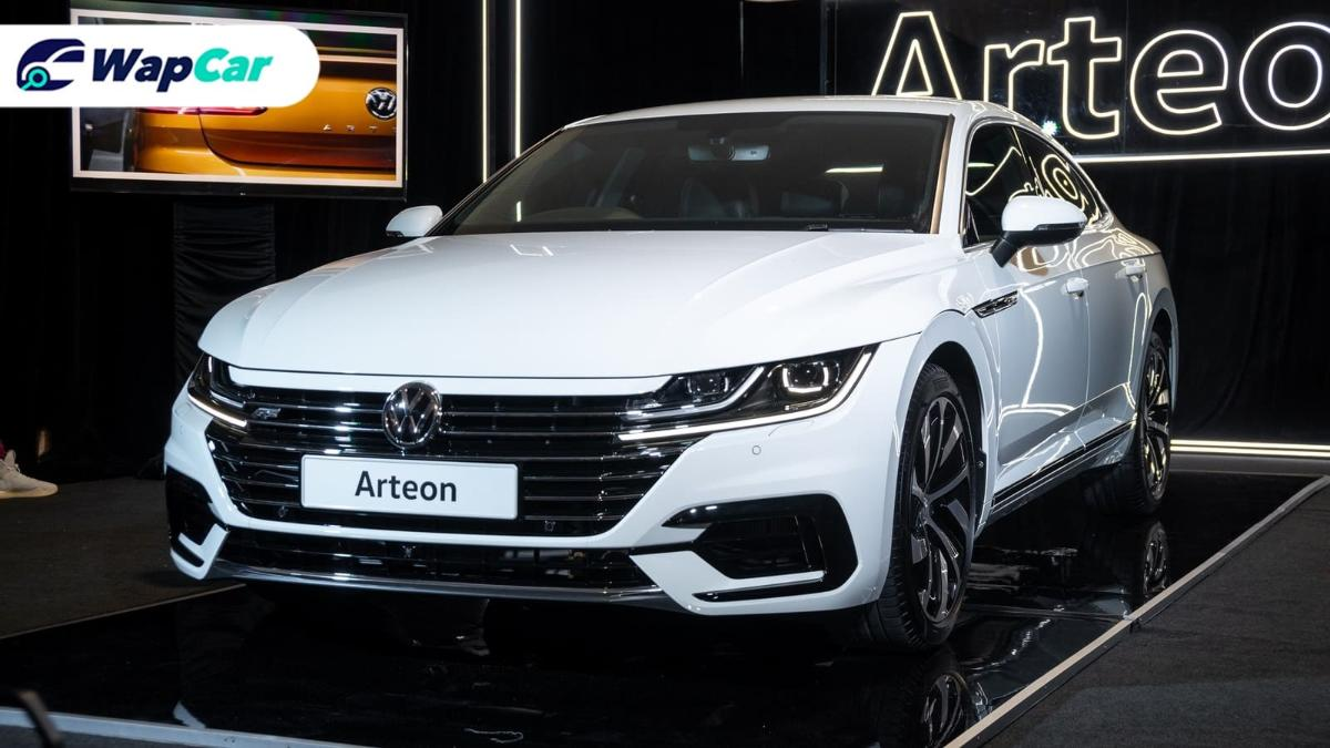 Volkswagen Arteon confirmed for Malaysia with a 2.0 TSI 190 PS engine 01