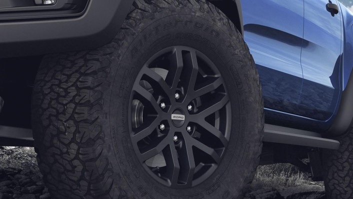 2020 Ford Ranger Raptor 2.0 Bi-Turbo Exterior 006