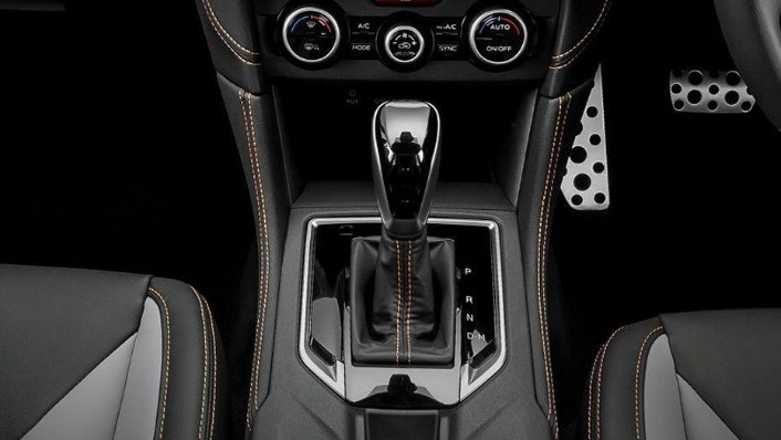Subaru XV (2018) Interior 003