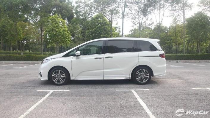 2018 Honda Odyssey 2.4 EXV Exterior 007