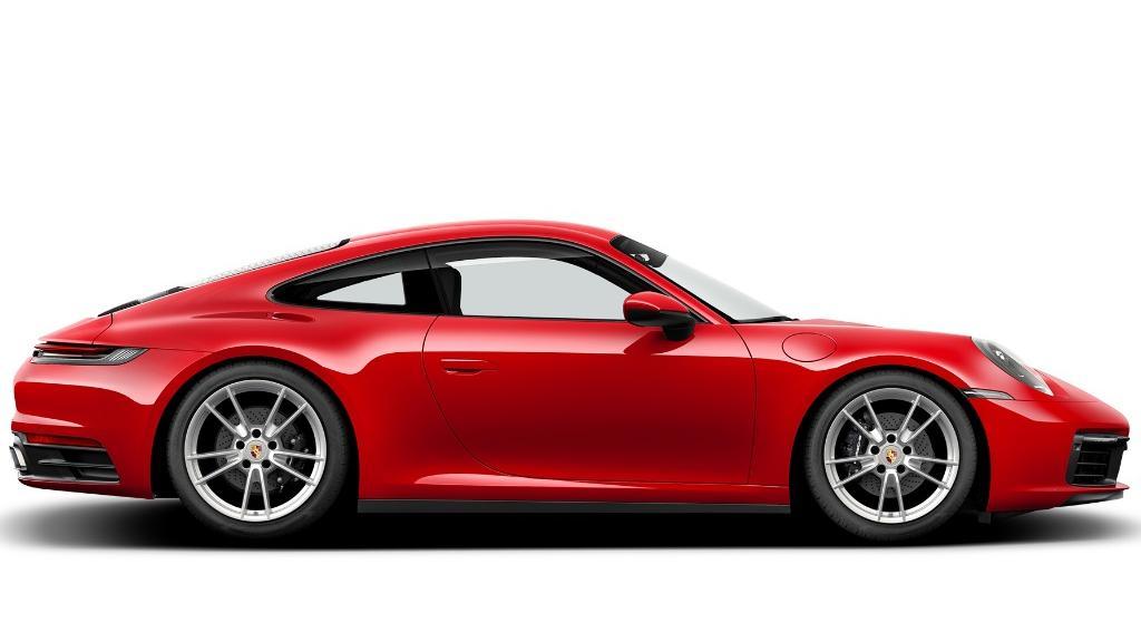 2019 Porsche 911 The new 911 Carrera Exterior 003