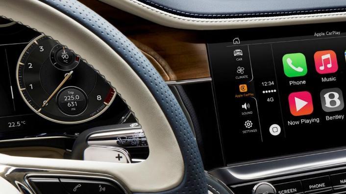 Bentley Flying Spur (2020) Interior 003