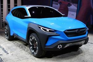 Remember the Subaru Viziv Adrenaline concept car? It might come to life