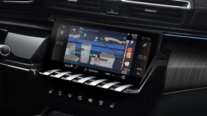 Peugeot 508 GT (2019) Interior 002