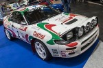 What cars do rally legends buy? A WRC rally car of course