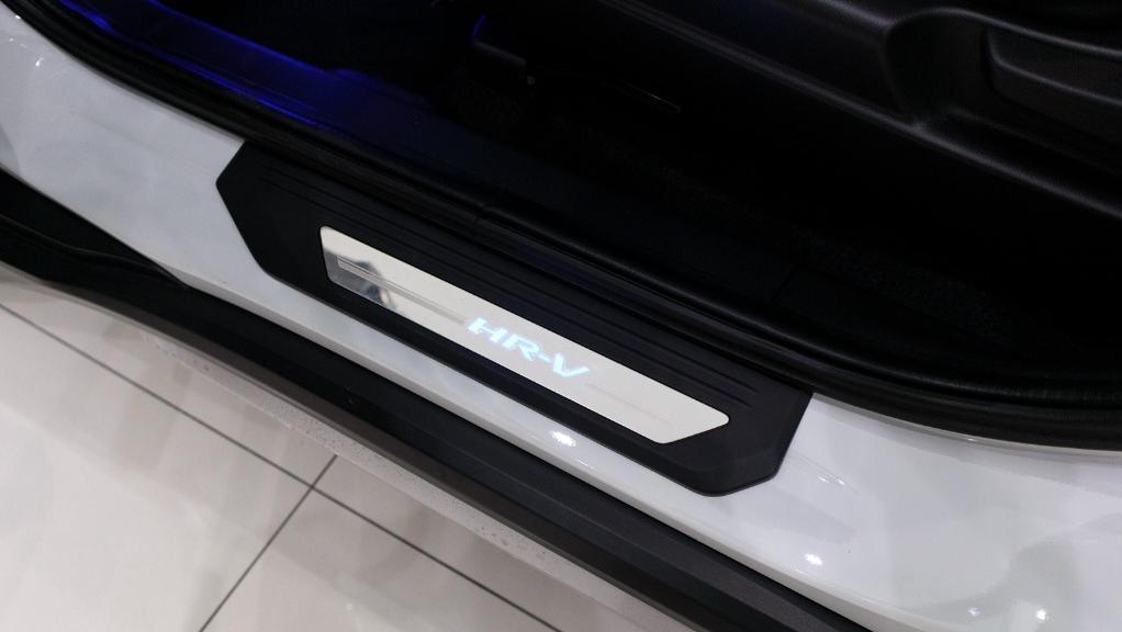 2019 Honda HR-V 1.5 Hybrid Interior 032