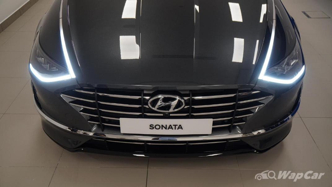 2020 Hyundai Sonata 2.5 Premium Exterior 055