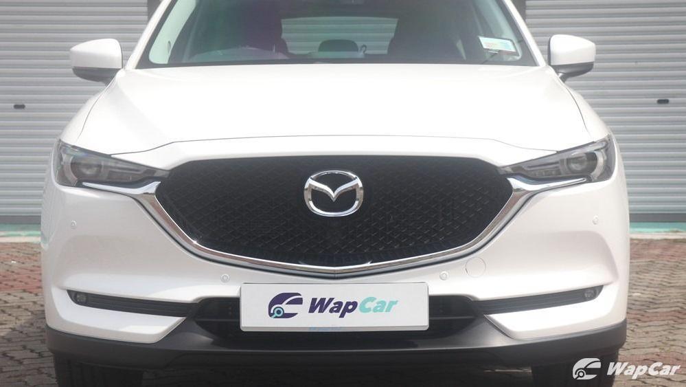 2019 Mazda CX-5 2.5L TURBO Exterior 045