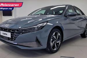 Hyundai Elantra 2021 serba baru dilancarkan di Malaysia, harga dari RM 158,888, ADAS lengkap, CBU Korea