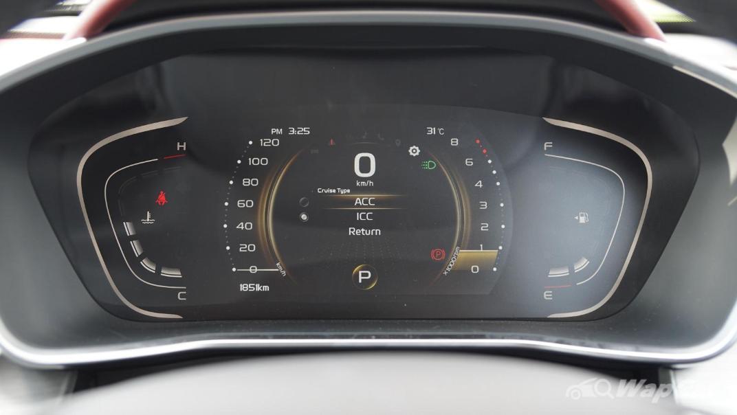 2020 Proton X50 1.5T  Flagship Interior 021