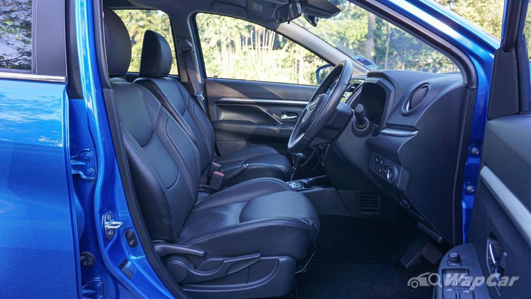 2019 Perodua Aruz 1.5 AV Interior 021