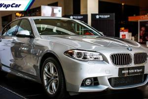 BMW 5 Series F10 – kini serendah RM 114k, baloi angkat 'second hand'?