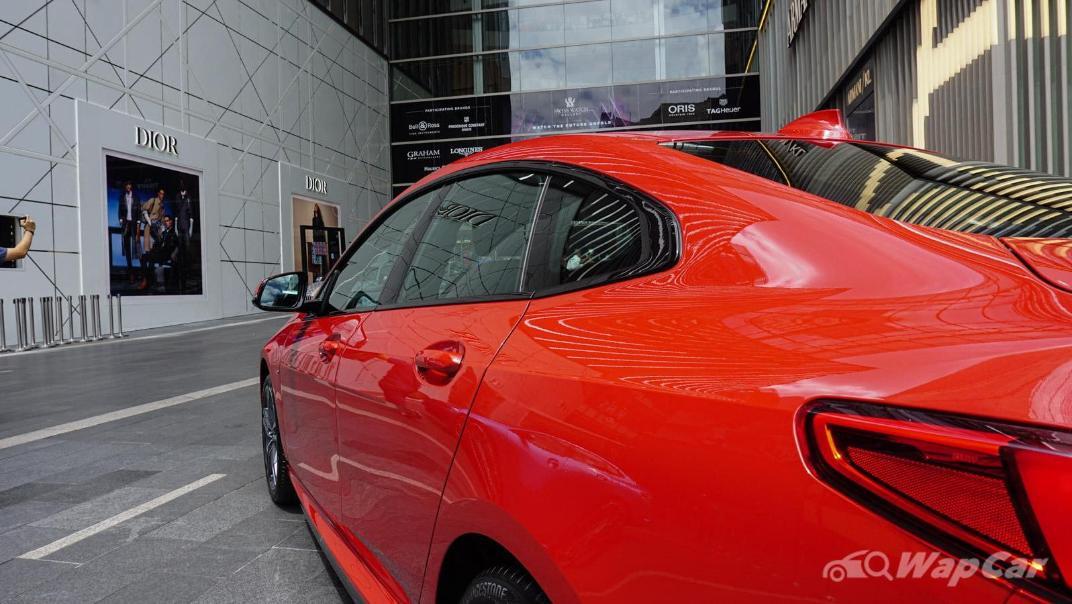 2020 BMW 2 Series 218i Gran Coupe Exterior 047