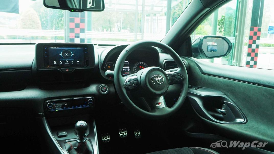 2021 Toyota GR Yaris Interior 003