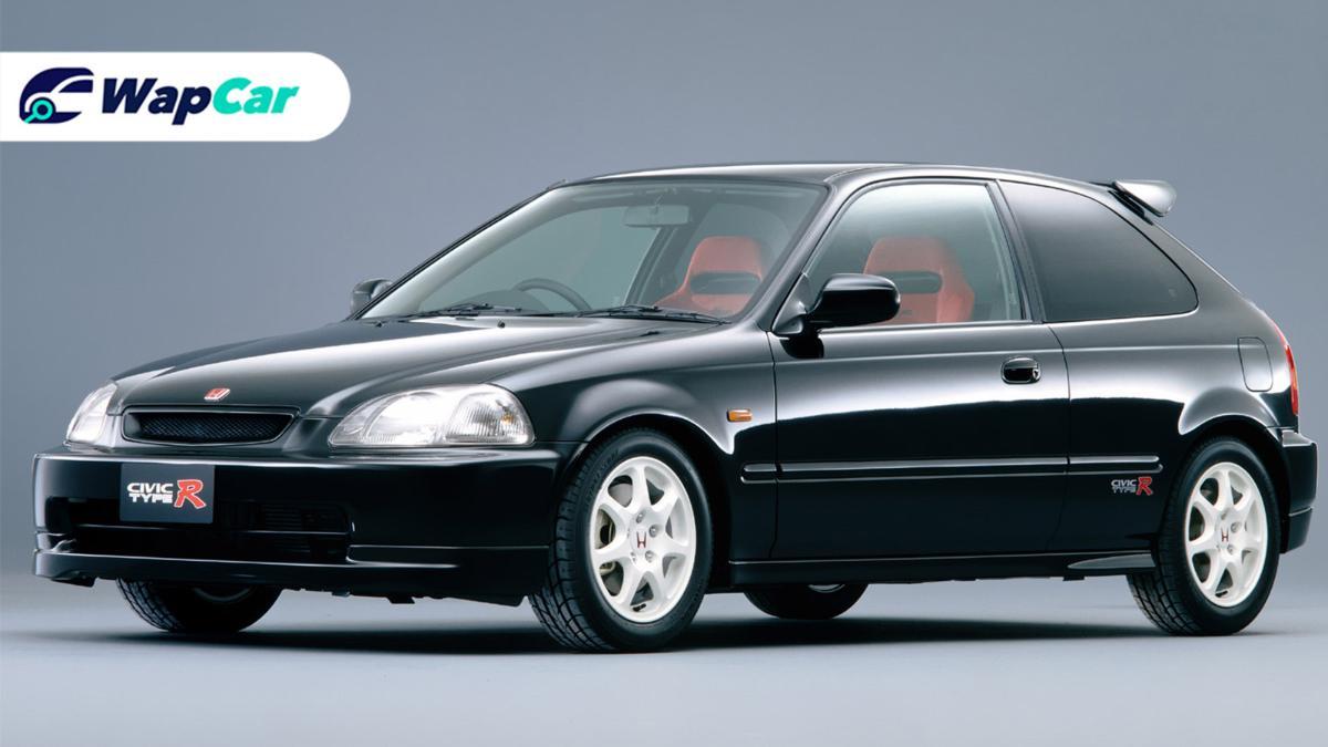 Someone just paid RM 300K for a Honda Civic EK9 Type R! 01